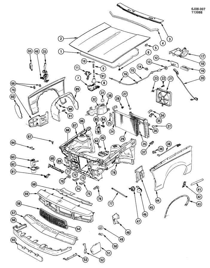 Showassembly additionally T11329515 1995 cadillac deville vacuum hose further 88 Cadillac Brougham Wiring Diagram together with Cadillac Cimarron news videos images websites wikies further 1987 Cadillac Cimarron Fuse Box Diagram. on 1988 cadillac cimarron