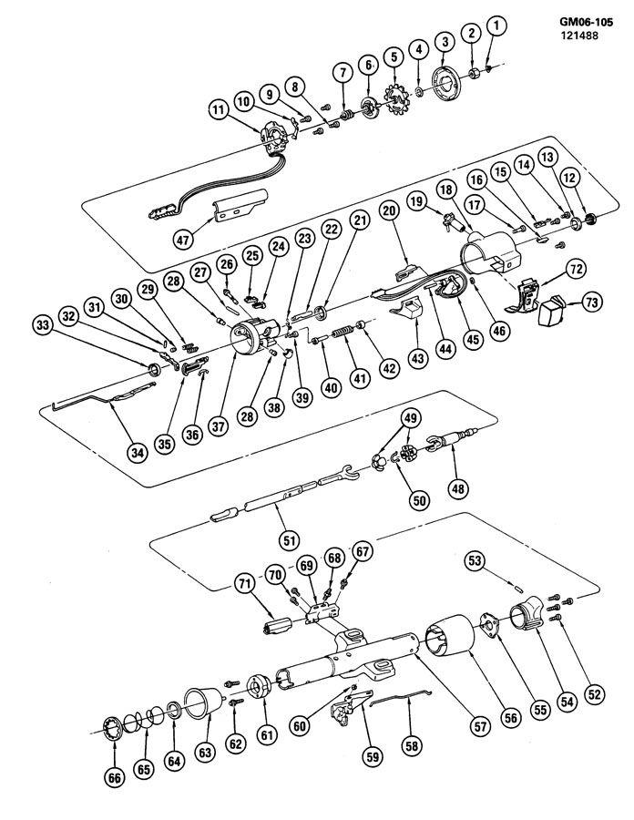 1955 Pontiac Wiring Diagram