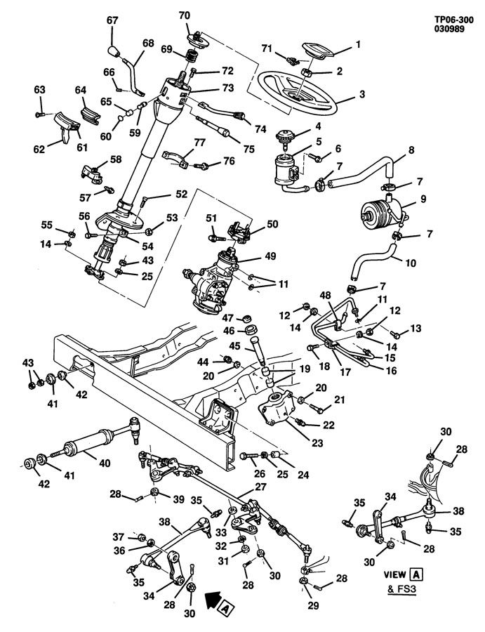 gm wiring harness clip