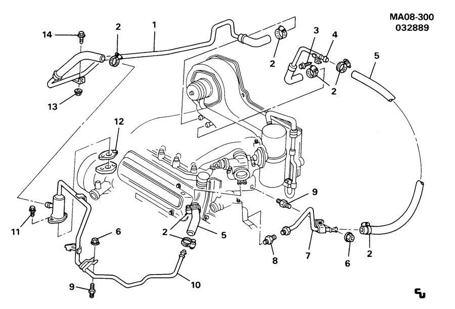 chevrolet c60 brake parts