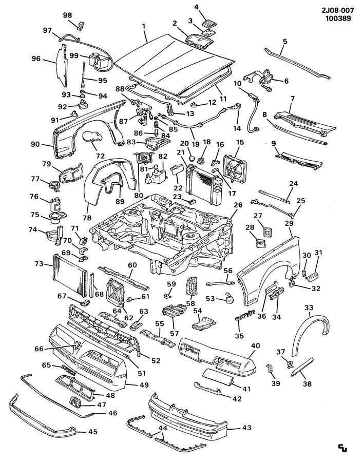 16523917  Headlamp Control  Module  Hdlp Opg Dr Actr Cont