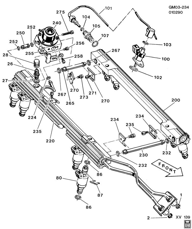 93 gmc k2500 engine wiring diagram gmc steering diagram wiring diagram