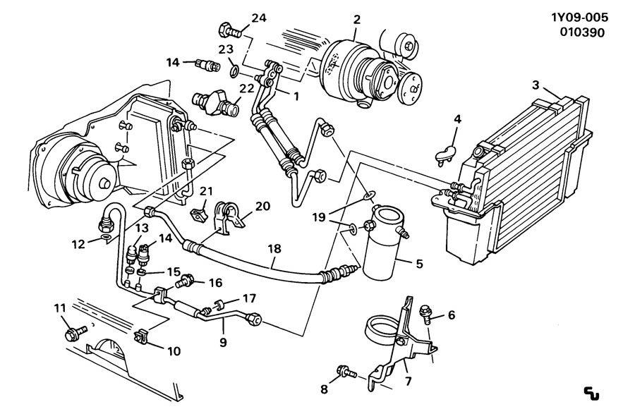 Cooling Fan Relay Wiring Diagram as well Radiator Fan Diagram Corvetteforum Chevrolet also  on wiring for electric fans c3 corvette