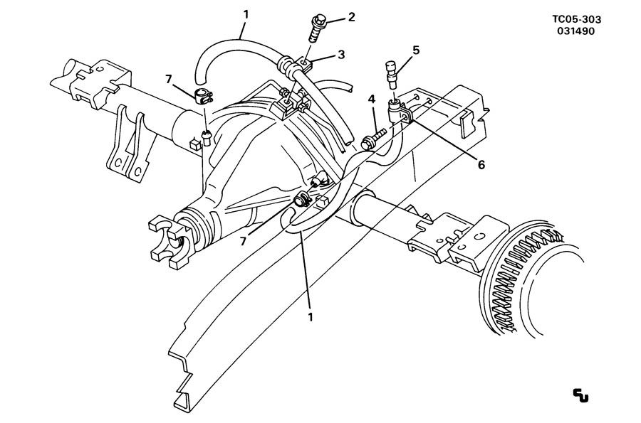 Yamaha 1900cc Wiring Diagram