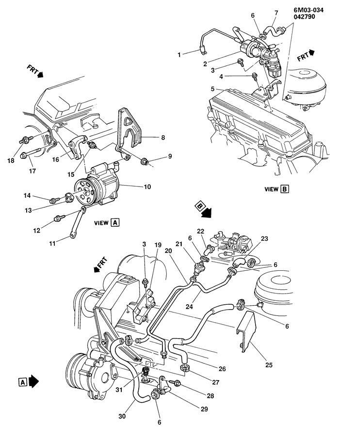 a i r  pump  u0026 related parts
