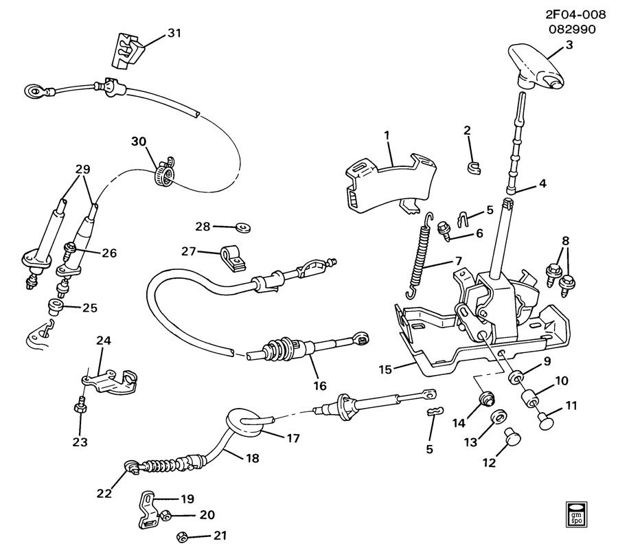 1992 isuzu trooper ac diagram