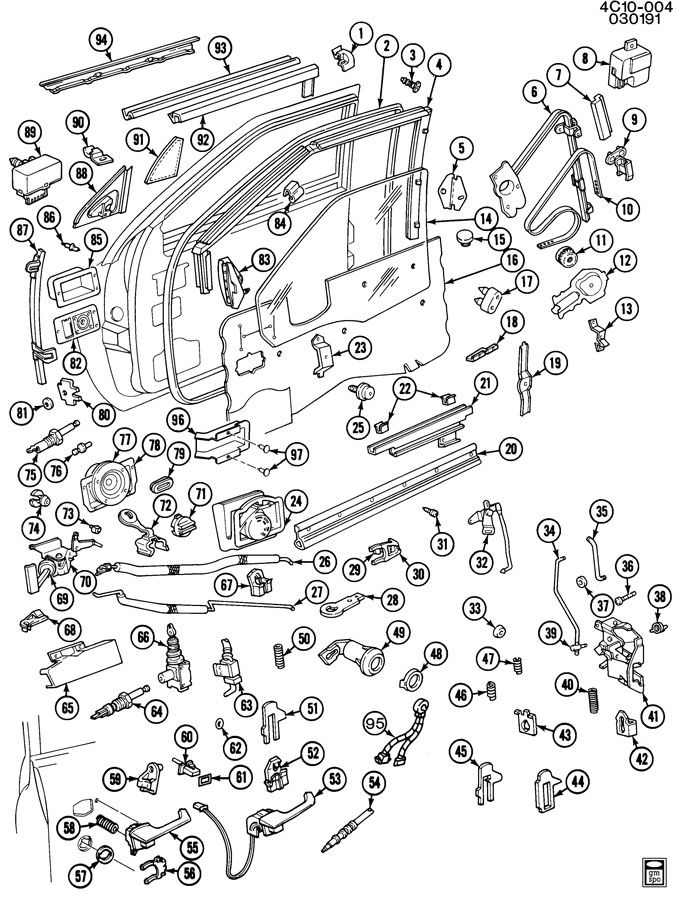 Volvo V70 Door Parts Diagram on volvo s60 engine mount diagram
