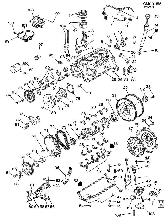 Chevrolet Cavalier Valve  Engine Oil Pressure  Valve  Oil