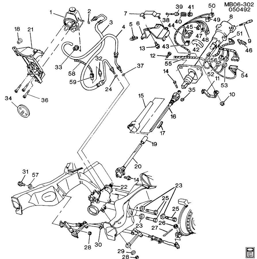 1995 buick roadmaster estate wagon parts