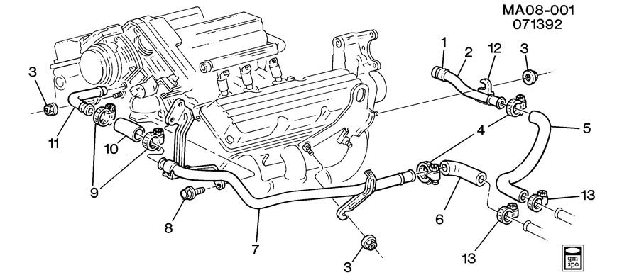 how to replace radiator hoses 1998 buick lesabre