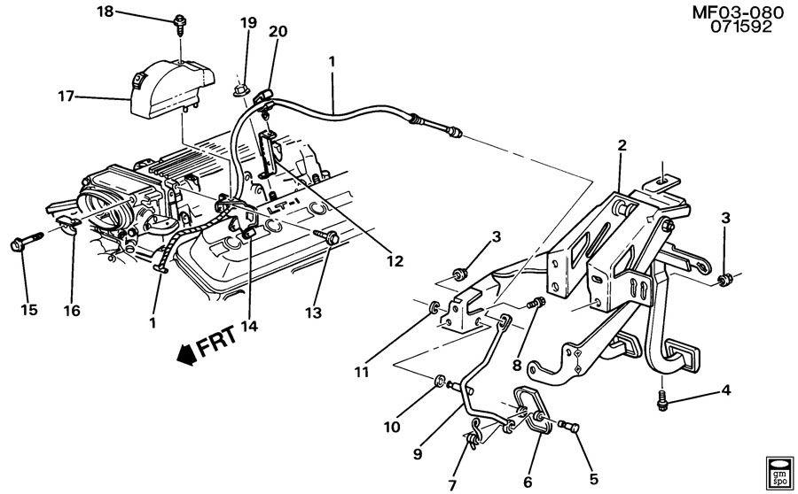 chevy quadrajet vacuum diagram 1984  chevy  auto wiring