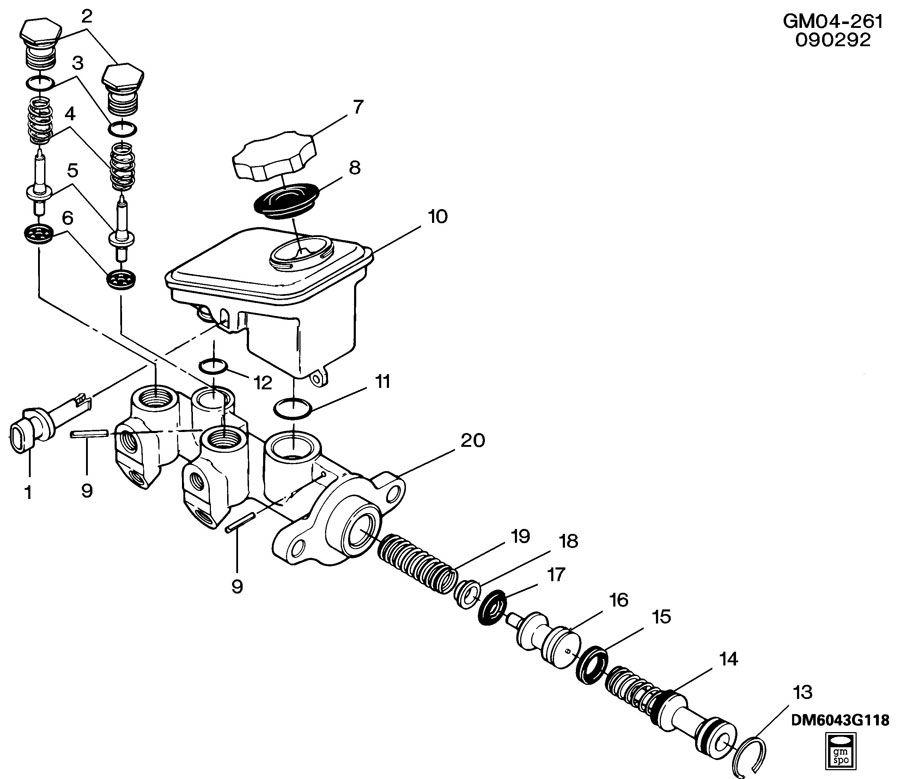 2001 Buick Lesabre Brake Diagram Diagram Base Website