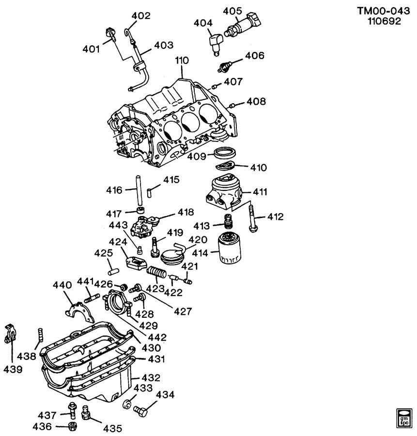 7 4 Mercruiser Engine Specifications Com