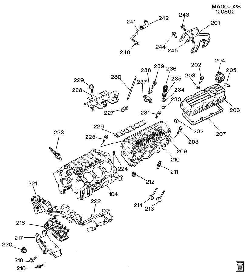 Gmc 305 V6 Engine History Html Autos Post