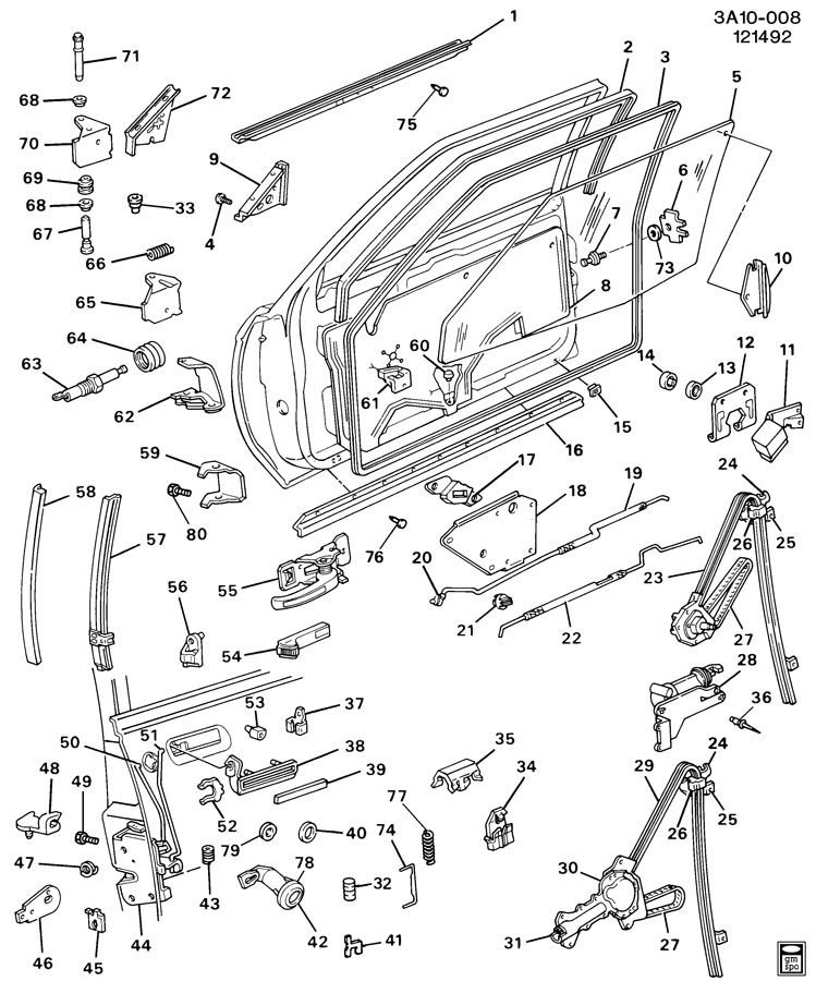 gm parts for cutlass pictures to pin on pinterest