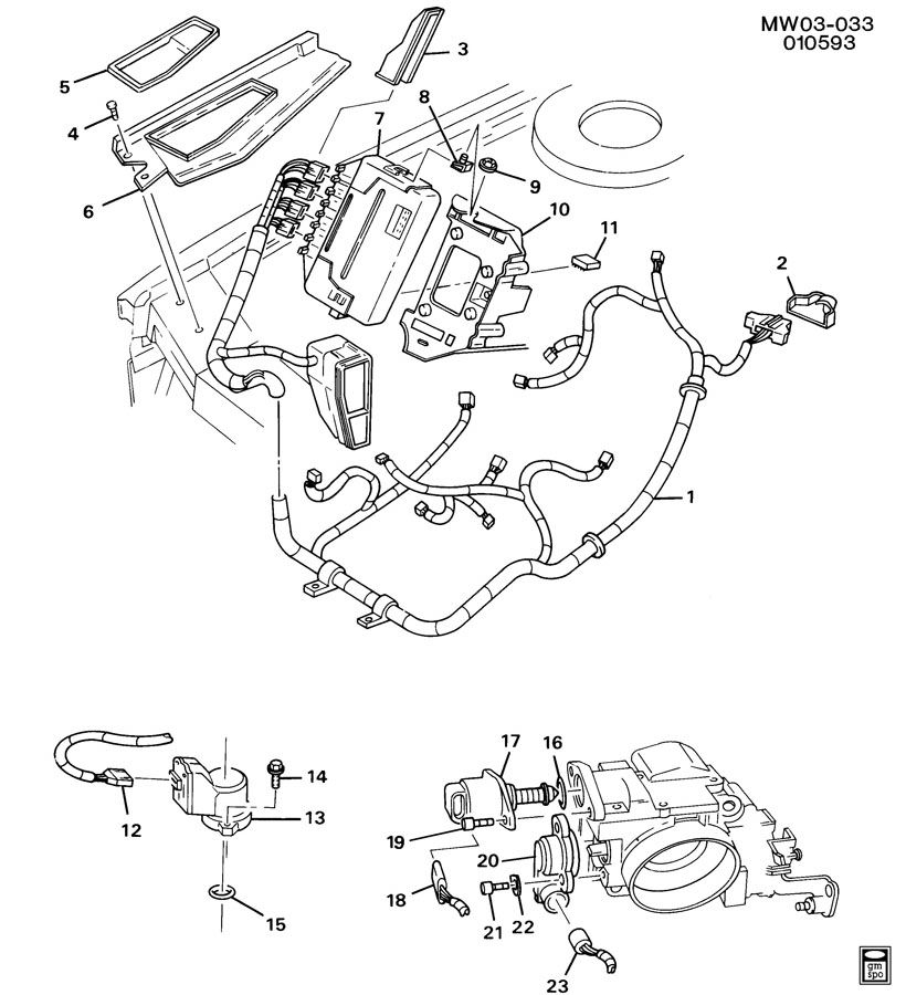 05 Grand Am Horn Wiring Harness - List of Wiring Diagrams on