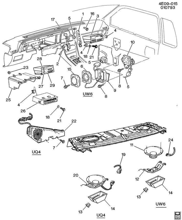 1964 Buick Riviera Rear Suspension
