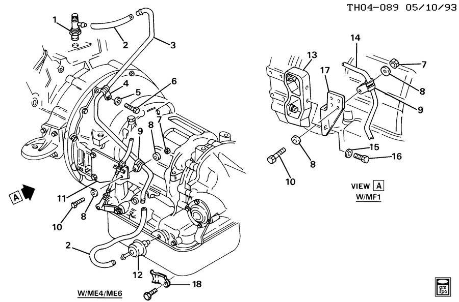 gmc c7500 parts catalog