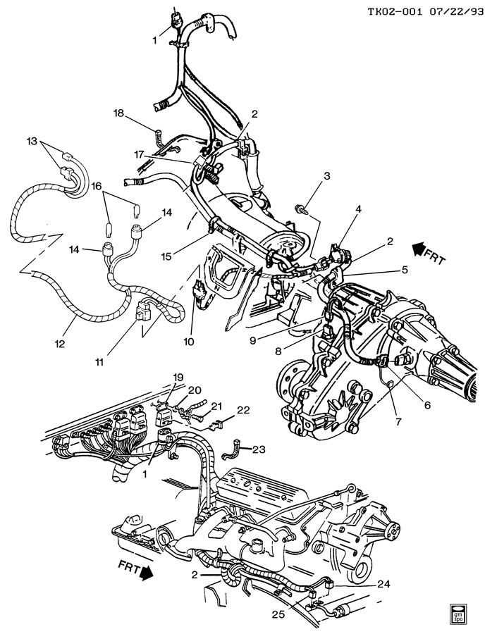 case wiring harness chevy transfer case wiring schematic for 1999 wiring harness/transfer case
