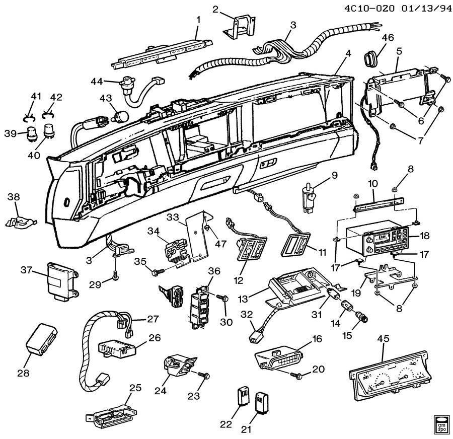 1997 buick riviera belt diagram 2000 buick park avenue