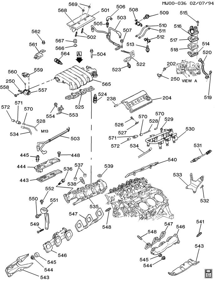 84 caprice fuse box