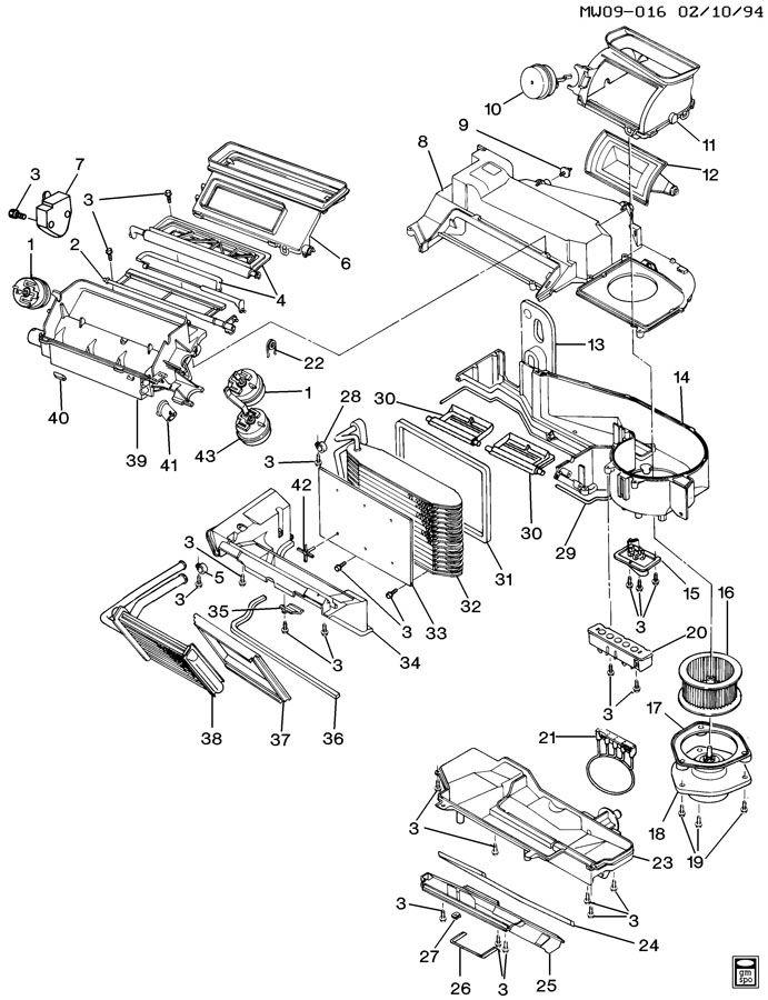 A C Amp Heater Module Asm