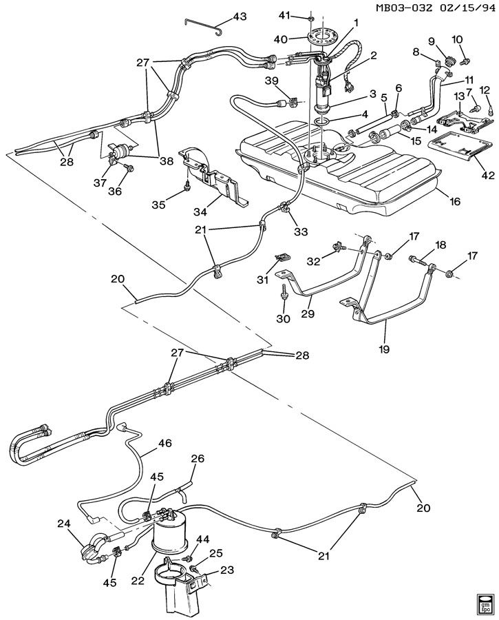 92 Chevy Caprice Engine Diagram