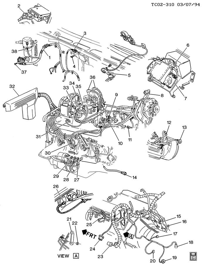 98 jeep wrangler gauge cluster wiring diagram