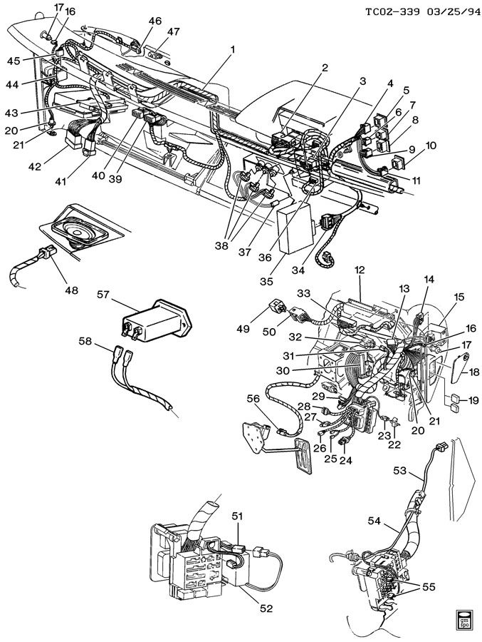 1997 528i transmission diagram