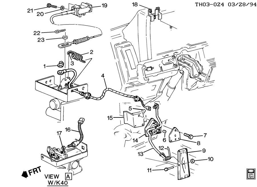 1990 Gmc Clutch Pedal Diagram on Wiring Diagram Moreover Harness