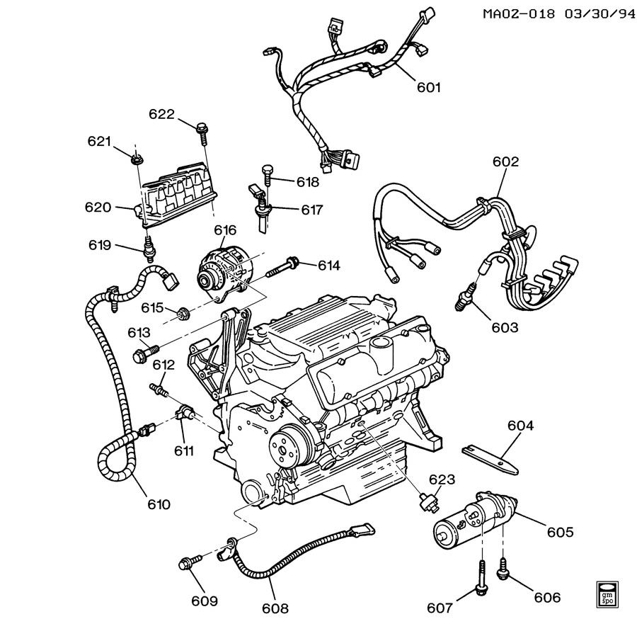 1994 Oldsmobile 3 8 Engine Diagram Wiring Diagrams 97 Pontiac Bonneville For A 1996 Ford Mustang Get 1983 Cutlas Vacuum