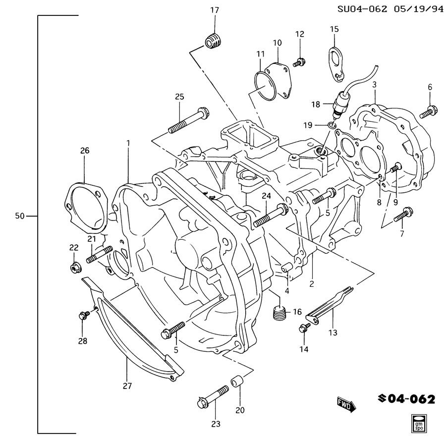 2000 suzuki swift engine diagram