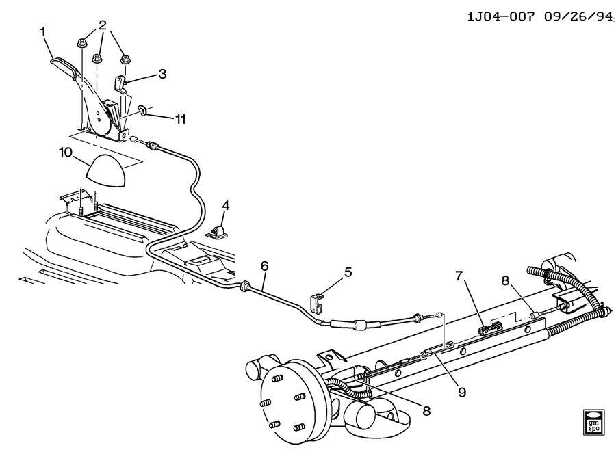 parking brake system