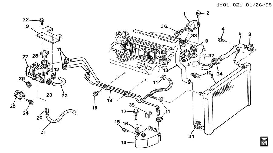 2004 Ford Focus Svt Engine Diagram together with Saturn Radiator Diagram in addition C6 Corvette Parts Diagram furthermore  on 281528352684