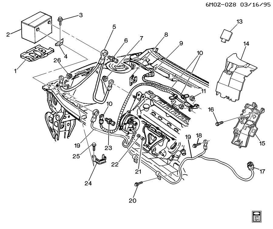 1997 Cadillac Deville Northstar Engine Sensor Locations Further