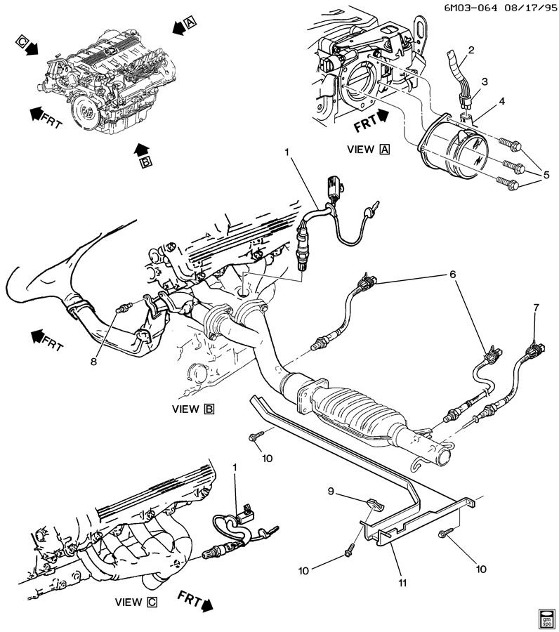 Cadillac Deville Concours Wiring Diagram And Electrical System