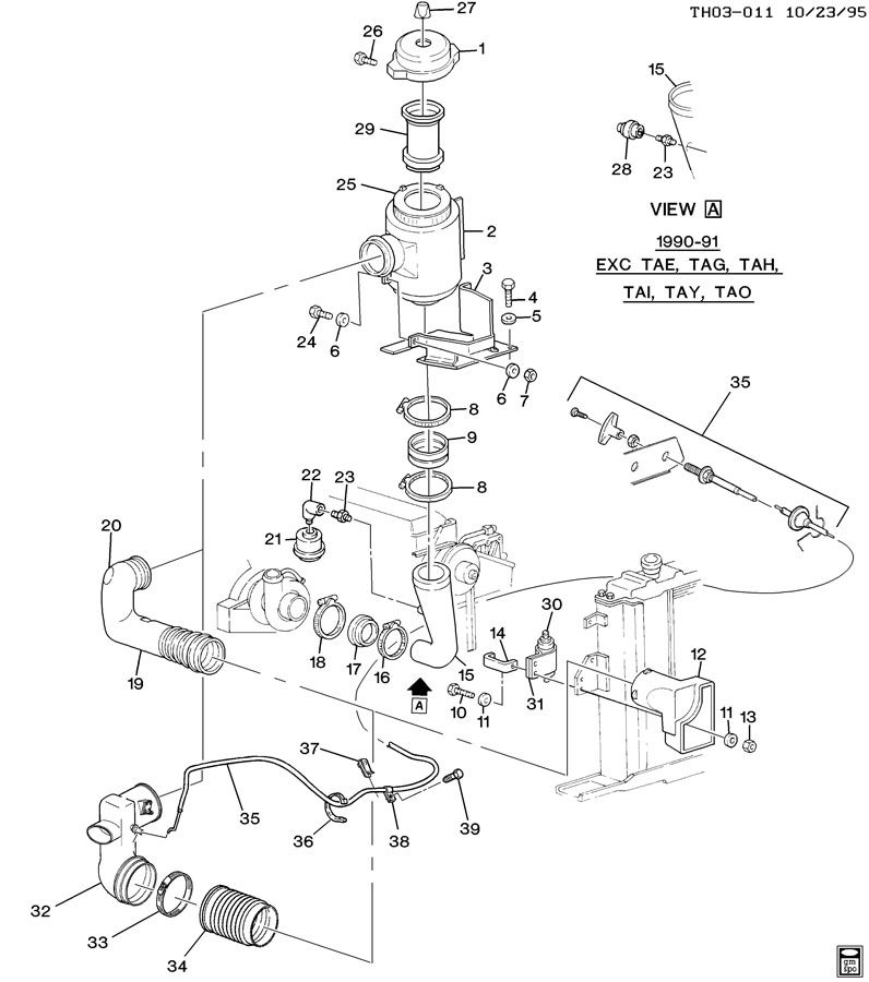 air intake system c12 cat engine cooling diagram 3116 cat engine parts diagram