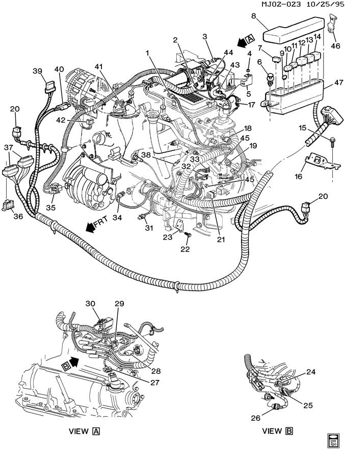 Hemi Engine Wiring Diagram Fader Wiring Diagram Ford Chrysler Engine