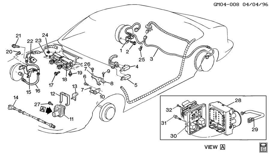 brake system  antilock