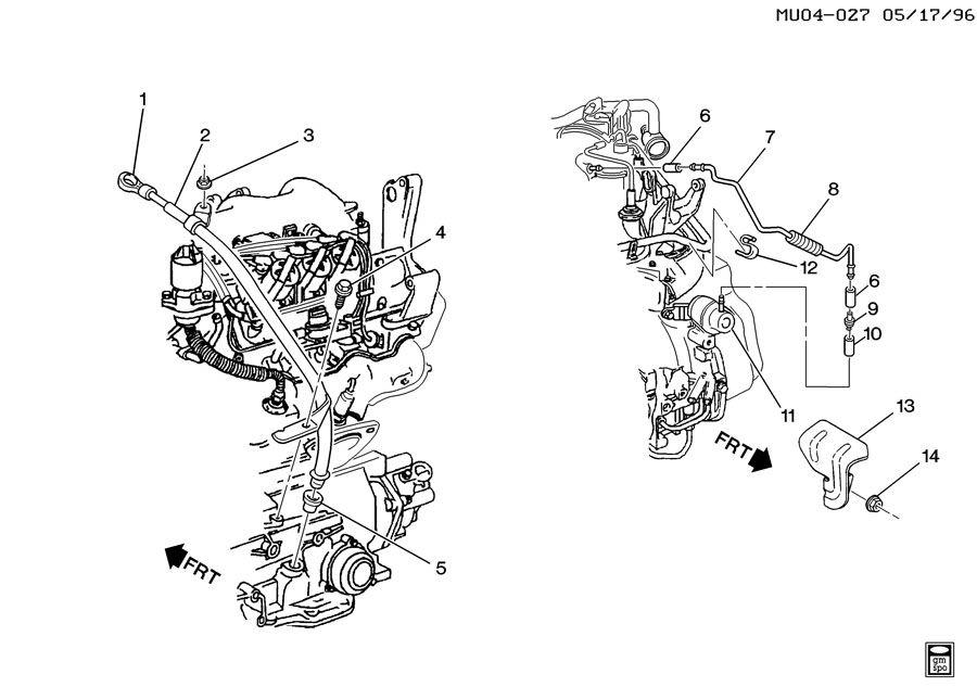 4t65e parts