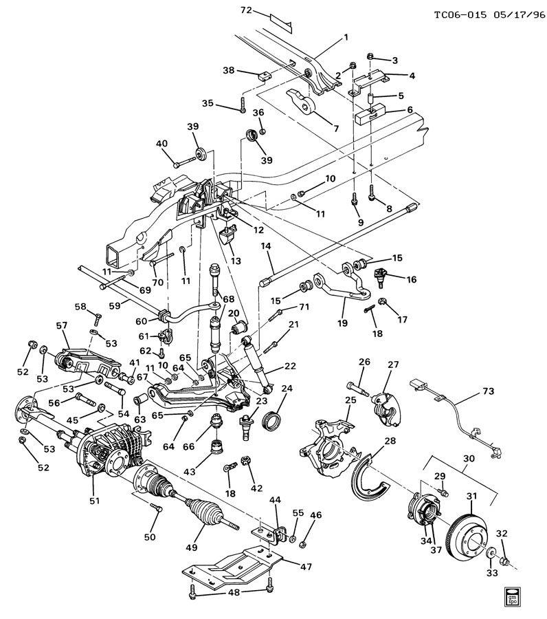 Gmc 1 Ton Front Suspension Diagram on Arb Locker Wiring Diagram