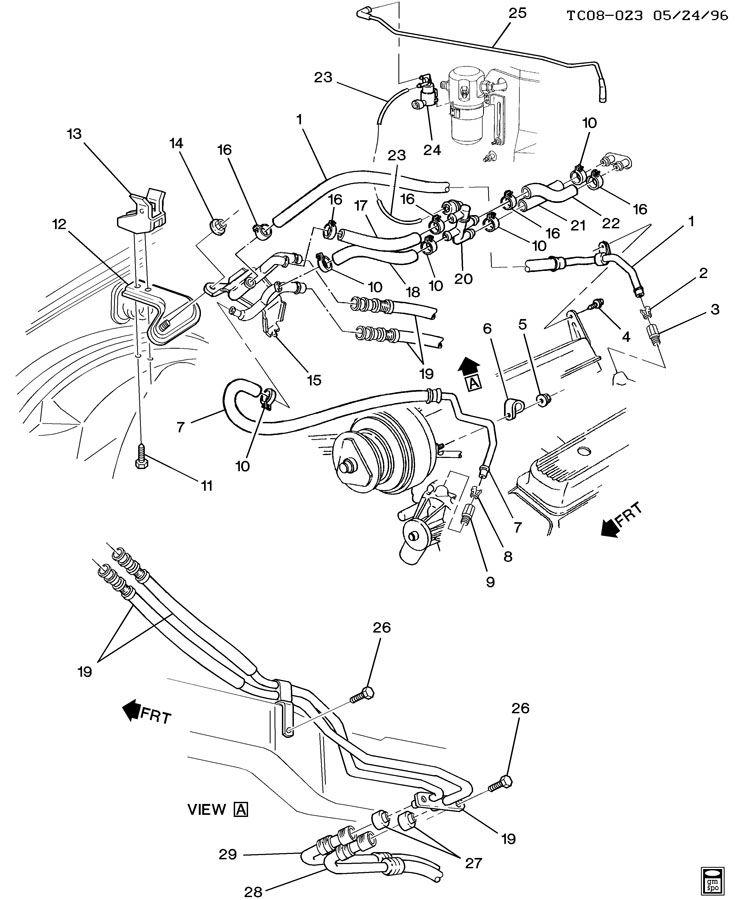 4 3 Vortec Swap Small Car Wiring Diagram And Fuse Box