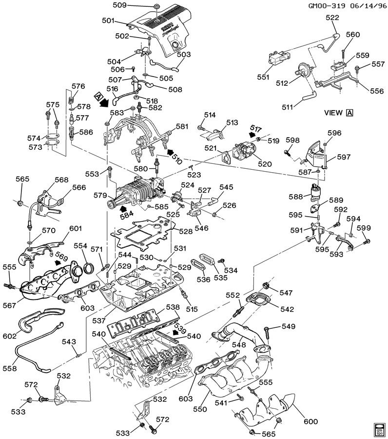 1997 buick engine diagram  1997  free engine image for