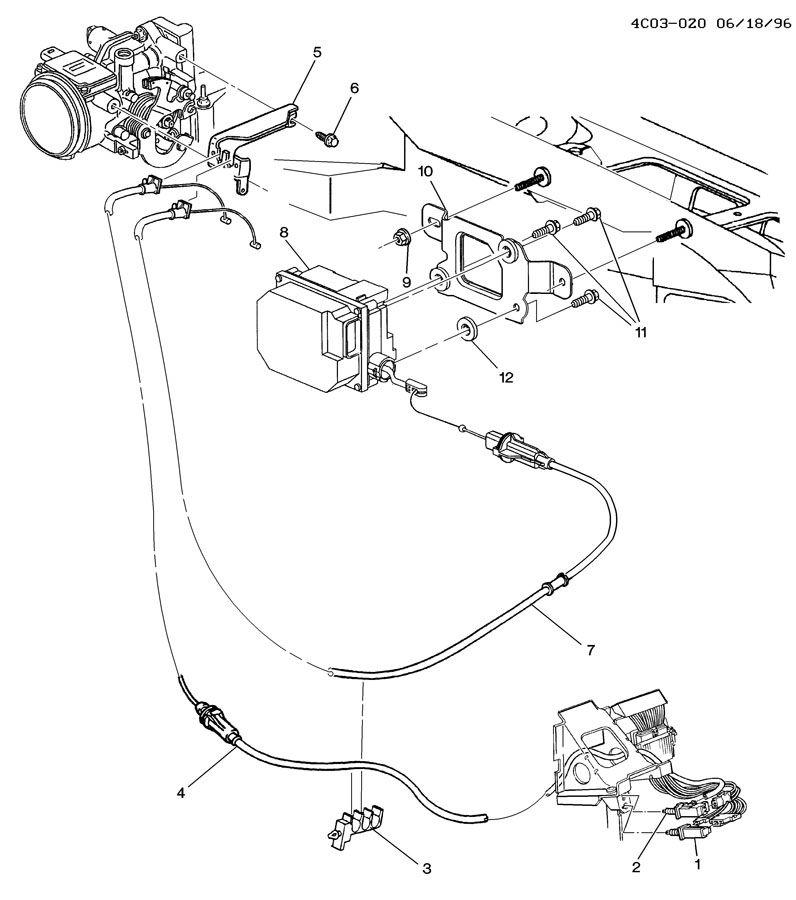 Saturn Cruise Control Diagram
