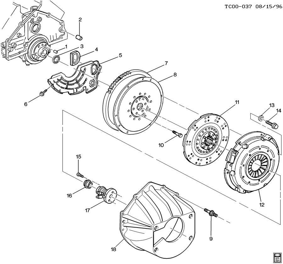 94666636 gm plate engine clutch pressure plate plate. Black Bedroom Furniture Sets. Home Design Ideas
