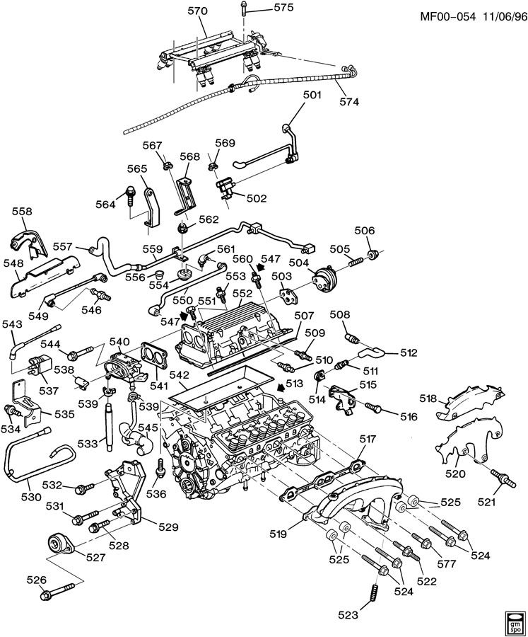 lt1 camaro heater hose diagram