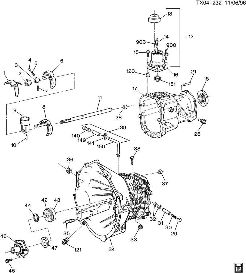 1996 gmc yukon manual transmission hub replacement diagram