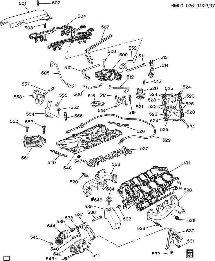Cadillac 4 9l V8 Engine
