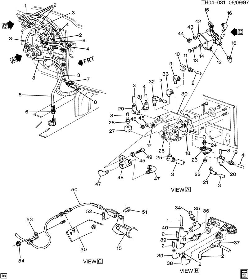 porsche 997 transmission diagram