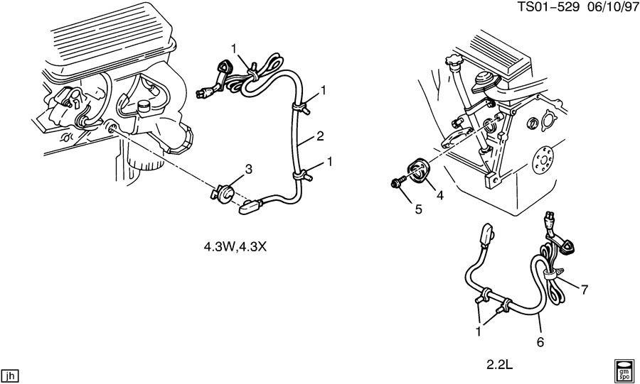 1997 Gmc Sonoma Engine Block Heater